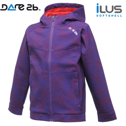Dare2b softshell. bunda Hit the Road 7-8 let